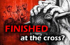Atonement finished at the cross