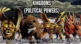 Beasts of Daniel 7