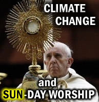 Climate Change and Sunday