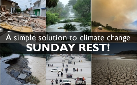 Climate Change Sunday