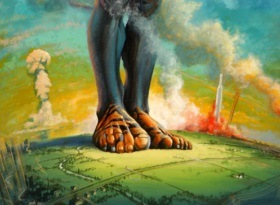End Time Kingdoms - The Feet and Toes of Nebuchadnezzar's Image