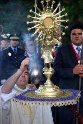 catholic sun worship