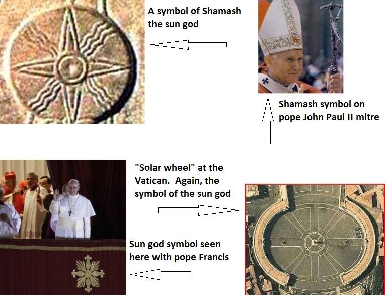 Sun God Shamash