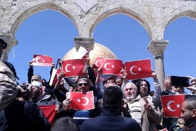 Turkey in Jerusalem